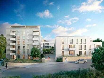 Wohntraum im Dachgeschoss! Großzügige 3-Zimmer-Wohnung mit herrlicher Terrasse