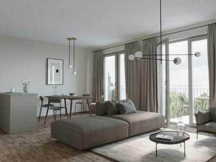 Großzügige Familienwohnung mit 5 Zimmern - dreiseitige Belichtung