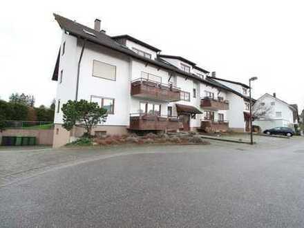 Einfach klasse! 2-Zi. Eigentumswohnung mit Balkon in Achern.