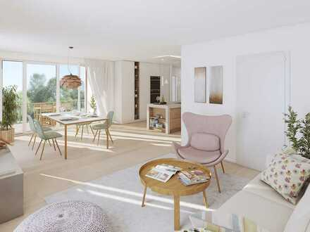 Neu: Tolle 4-Zimmer Familienwohnung in moderner Wohnanlage in Waldkirch