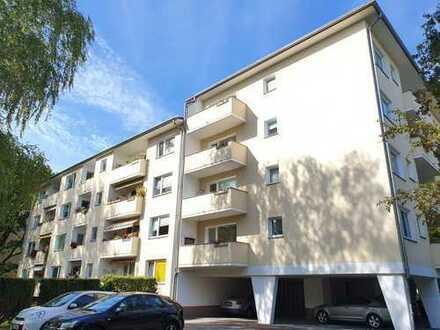 Schöne, möblierte 1 Zi Wohnung mit Stellplatz, Aufzug, Balkon, Keller