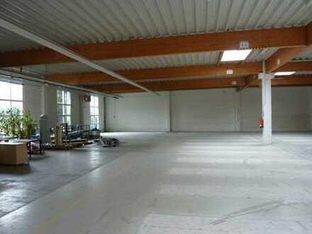 Lager-/Produktionshallenfläche mit dazugehörigen Büroräumen direkt an der Schweizer Grenz...