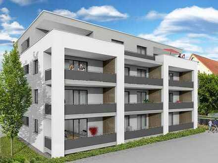 Penthouse Neubauwohnung mit großer Dachterrasse in der Ortsmitte von Baienfurt