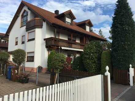 Große Doppelhaushälfte absolute Toplage in Gersthofen