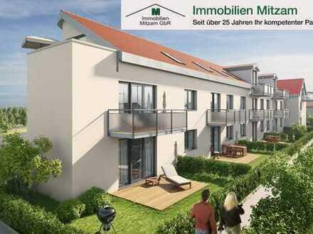 Neubau: DOMIZIL Lenting; Investieren Sie in Wohnqualität: 3-Zimmer-Obergeschoss-Wohnung in Top Lage