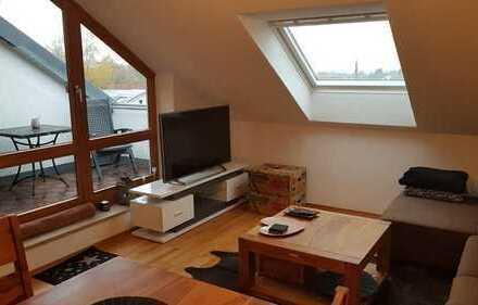 Schöne Dachgeschosswohnung | 2 ZKB | 595 € | 56 m²