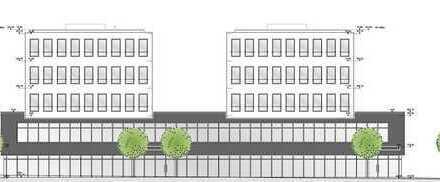 Zentrales stilvolles Neubauprojekt für Büro- oder Praxisräume nach Ihren Wünschen