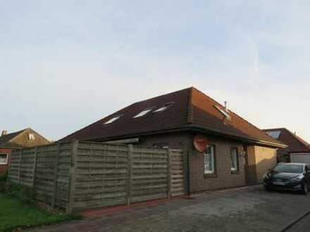 DHH mit Terrasse und Garage in Norden