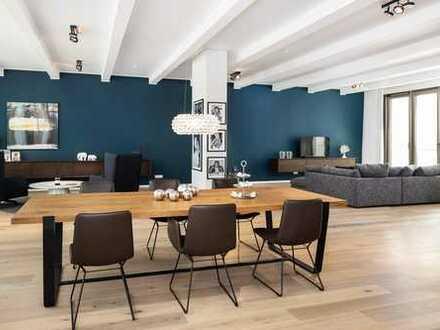 Cosmopolitans und Designliebhaber: Wohnloft im Herzen der Hamburger City
