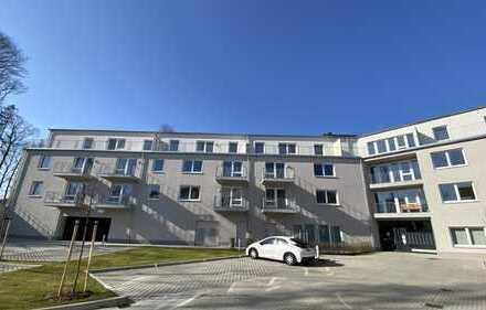 Gemütliche, völlig stufenlose und barrierefreie Wohnung in Komfort-Wohnanlage in absoluter Kanalnähe
