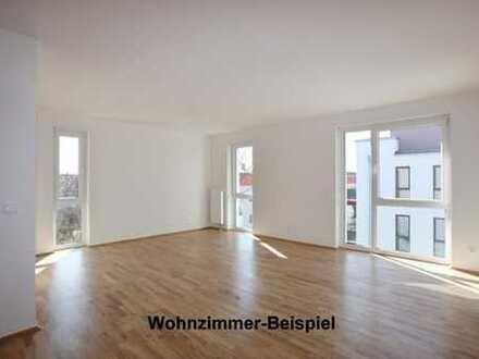 Reichlich Platz zum Wohnen. 4 Zi. EBK und Balkon!!!