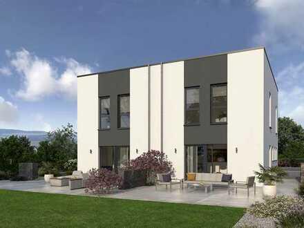 **RESERVIERT** Modernes Einfamilienhaus in Offenbach - direkt zum Notar und Architekten