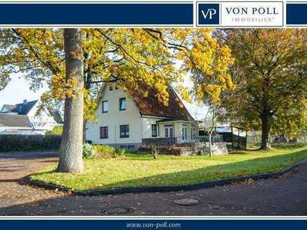VON POLL Eckernförde: Villa mit Gewerbe in stadtnaher Lage!