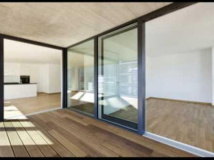 Erstbezug 12-2021! 5- Z. m. Blick v.d. privaten Dachterrasse ! Penthouse m. freier Gr.- Planung!