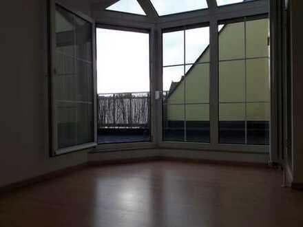 Maisonettewohnung mit sonniger Dachterrasse im Zentrum von Kempten