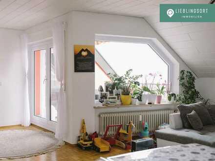 Attraktive 4 Zi. Wohnung am Tor zur Schweiz