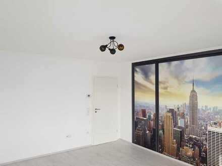 Stilvolle 2-Zimmer-Wohnung mit Balkon und EBK in Nürnberg