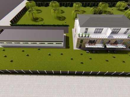 2 Zimmer Penthouse mit 18.000€ Tilgungszuschuss über KfW