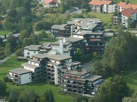 Schöne möblierte 2Zimmerwohnung mit Einbauküche in gehobener Terrassenwohnanlage in Füssen-Weißensee