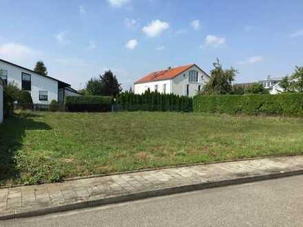 Ingolstadt/Gerolfing Baugrundstück mit 808 qm in bester Wohnlage
