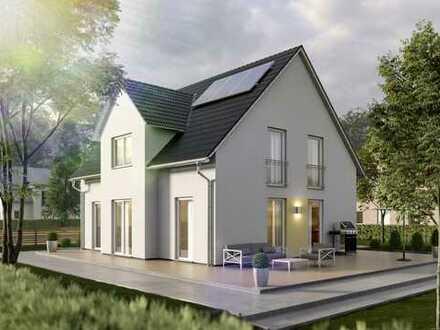 Strahlend und lauschig – ein Traumhaus für die Familie in Gundelsheim