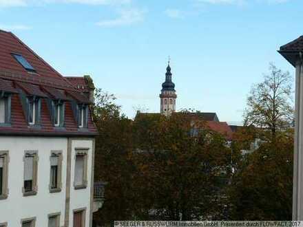 Gepflegte Dachgeschosswohnung in Durlach!