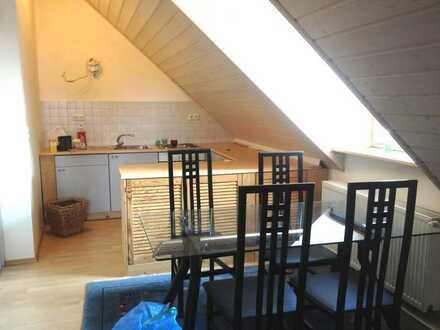 Möbiliertes modernes gemütliches Appartement in Au/Abens