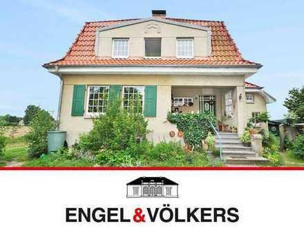 Historisches Einfamilienhaus mit Potenzial!