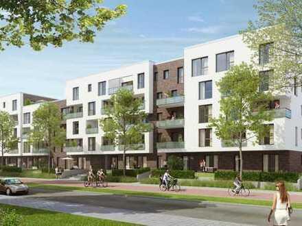 Familienfreundlich mit großem Wohn-Ess-Bereich und Süd-West-Balkon. Energetisch optimiert.