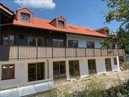 Schneiderhof - Moderne 3-Zimmer DG-Wohnung in Taufkirchen - Neubau bezugsfertig zum 1.09.2020