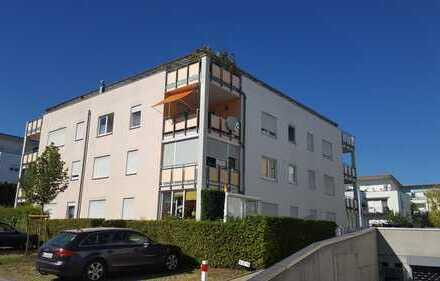 Zentrumsnahe 3-Zimmer-Wohnung mit Balkon in Ehingen (Donau)