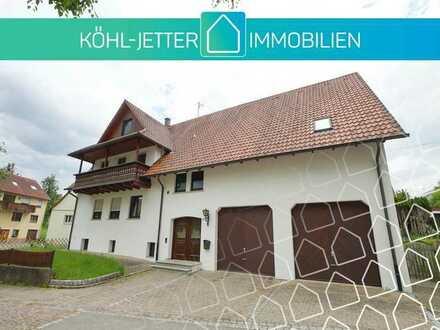 Großzügiges Ein-/Zweifamilienhaus mit viel Potential in Dormettingen!