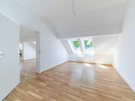 Profitieren Sie von dieser einzigartigen 2 Zimmer-Dachgeschoß-Wohnung!