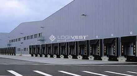Neubau einer Lager- und Logistikhalle an der A6