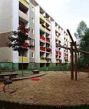 Helle 3-Raum-Wohnung!