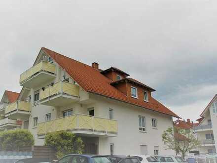 Gemütliche 2 Zimmer ETW mit Balkon in Bickenbach