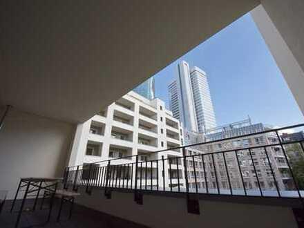 Neuwertige 4-Zimmer-Wohnung mit Balkon und EBK in Frankfurt am Main