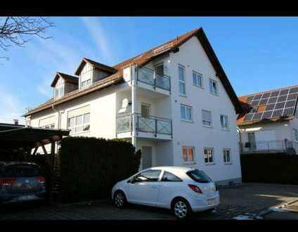 Gemütliche, helle 3 Zi. Maisonette Wohnung mit Balkon befristet auf 2 Jahre - Beimerstetten
