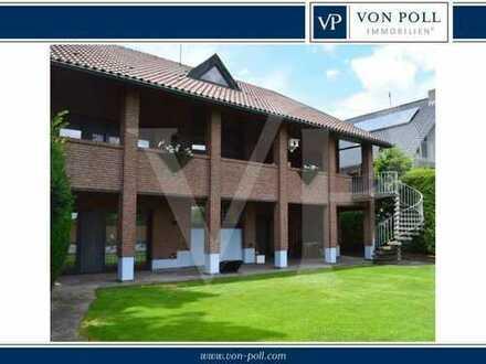 VON POLL IMMOBILIEN: Familienfreundliches Einfamilienhaus - großer Garten - sehr gute Lage!