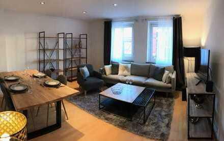 Über den Dächern Haidhausens - möblierte 2-Zimmer-Wohnung mit Balkon, München
