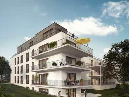 4 Neubau Eigentumswohnungen, mitten in Bad Homburg mit Blick ins Grüne!