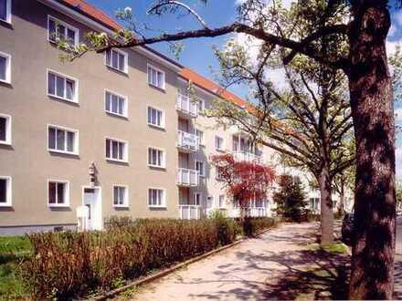 Gemütliche 2- Raum- Wohnung im schönen Striesen mit Balkon!