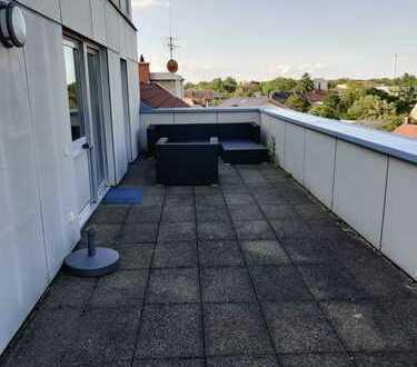Penthouse über den Dächern von Karlsruhe - Stadtmitte-