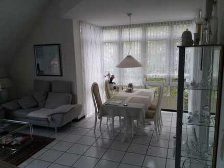Ansprechende 5-Zimmer-DG-Wohnung mit Balkon und EBK in Tauberbischofsheim
