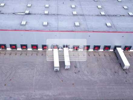 Einfache Lager-/ Logistikflächen   flexible Laufzeiten   ab 1.000 qm