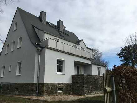 Terrassenwohnung im 2 Familienhaus