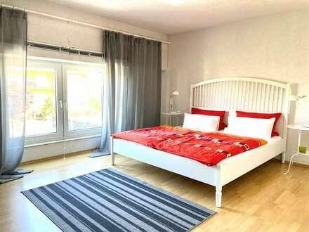Maisonette Wohnung in Stadtnähe