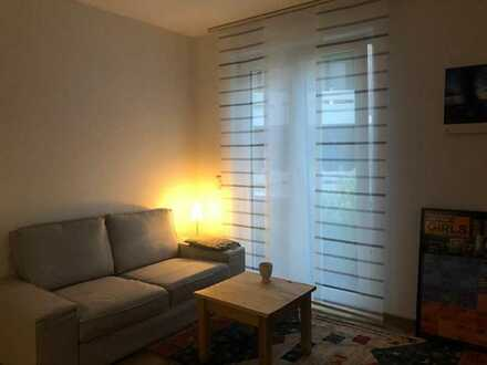 2 Zimmerwohnung mit kleiner Terrasse in neuwertigem Mehrfamilienhaus zu vermieten