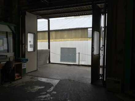 Hallen- Industrie- und Bürofläche zu vermieten!