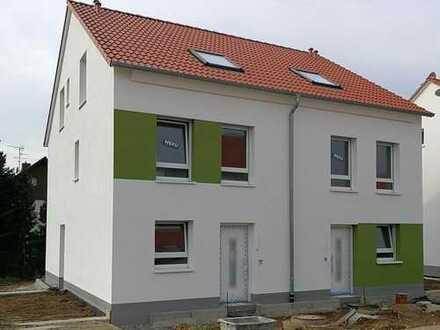 DREGER: Ruhiges Wohnen am Ende einer Stichstraße - Ihre neue Doppelhaushälfte!